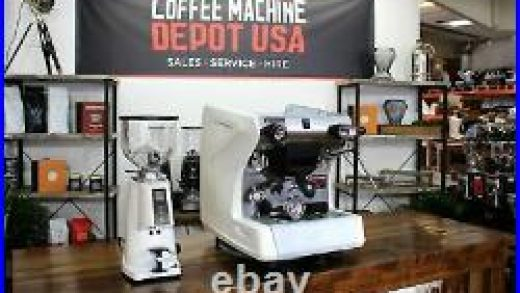 machine | New Commercial White