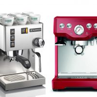 Rancilio Silvia vs Breville Infuser BES840XL – Coffeebeingsandthings.com
