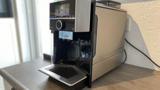 Review: Siemens EQ.9 s700 - Smart coffee machine with Home Connect