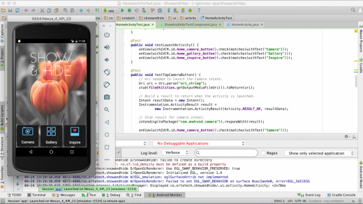 Testing Intents on Android: Like Stabbing Yourself in the Eye With A Blunt  Implement – Accidentally in Code