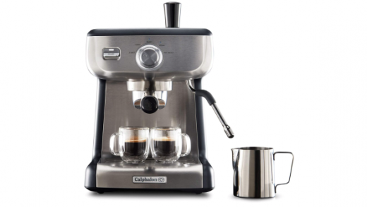 This Premium Espresso Machine Is More Than Half Off For Prime Day - Variety