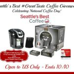 Keurig 2.0 K350 Brewing System & Seattle's Best Giveaway - Powered By Mom