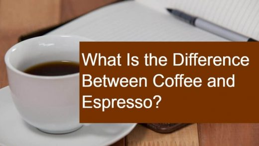 What Is the Difference Between Coffee and Espresso?