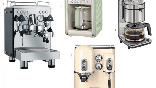 Ambiente Blog • The new coffee makers.
