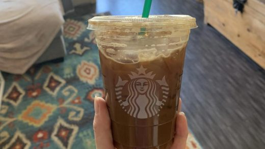 It pains me how many people don't know about the Starbucks double shot.  Perfect iced espresso drink. Swap classic for toffee nut syrup and you'll  thank me.: starbucks