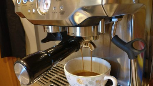 Grab This Highly Rated Breville Espresso Machine Amazon Deal