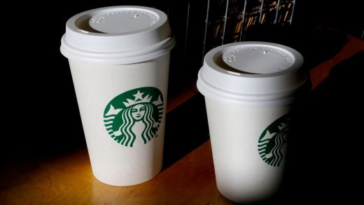 The most expensive Starbucks drinks ever