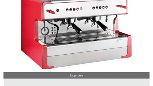 Espress group-Cime-CO-05-Commercial-Coffee-Machine-brochure