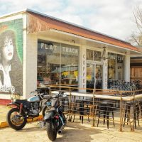 Flat Track Coffee — This Is The Place I Was Telling You About