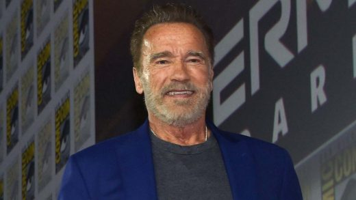 Arnold Schwarzenegger to Star in Spy Series – The Hollywood Reporter