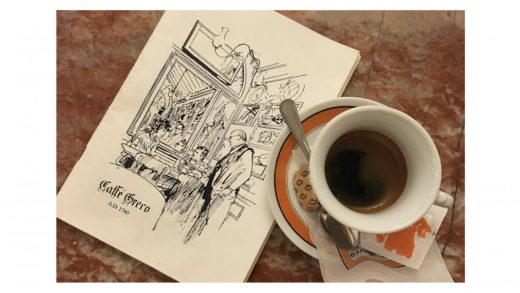 Cafe Life: Rome – The Travel Cocktail