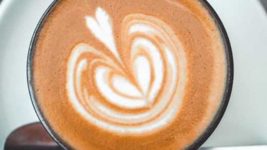 The Science Behind Cold Foam and Latte Art   Food Chemistry  Science Meets  Food