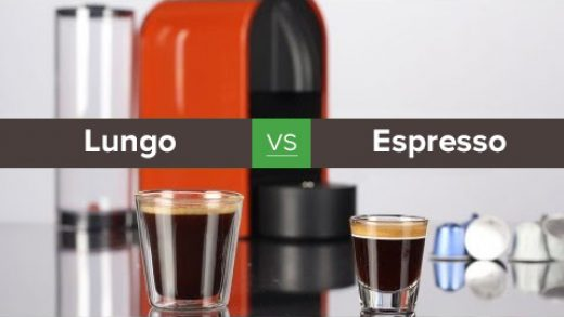 The Difference Between Nespresso Espresso and Lungo Capsules