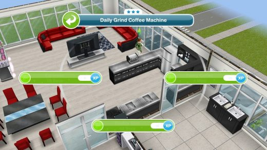 USE A NEIGHBOR'S COFFEE MACHINE TO MAKE AN ESPRESSO - SOCIAL TASK - THE SIMS  FREEPLAY - YouTube