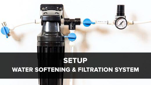 Water Softening and Filtration System – Clive Coffee