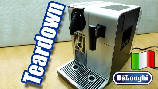 Disassembly & Schematic for DeLonghi EC155