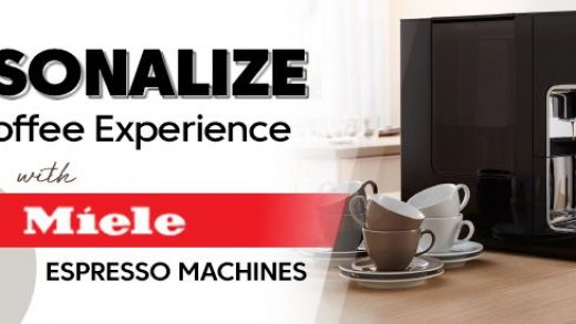 Personalize Your Coffee Experience with Miele Espresso Machines | Quench  Essentials