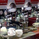 Cleaning and descaling an espresso machine