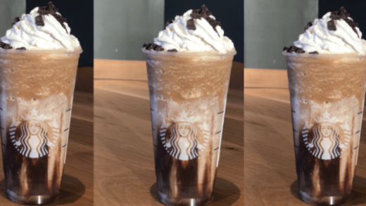 Order a Jack Skellington Frappuccino at Starbucks Using This Recipe!   Chip  and Company