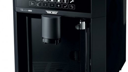 TURMIX Just Touch - the simplest automatic coffee machine