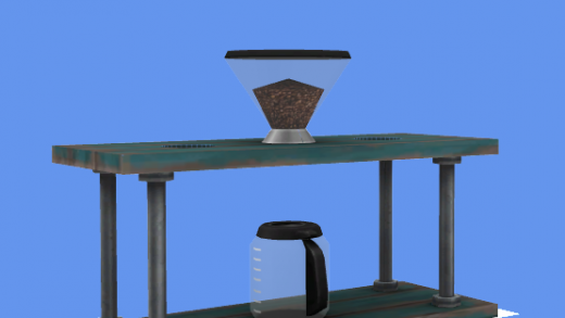 solved]How would I make the coffee pot... | Sims 4 Studio