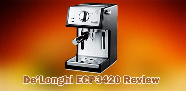 DeLonghi ECP3420 2021 Review   Tasty Coffee Maker
