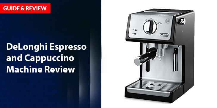 DeLonghi ECP3420 Review Espresso/Cappuccino Machine – House Cleaning Tip
