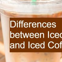 Comparing Iced Latte vs Iced Coffee - What are the Differences?