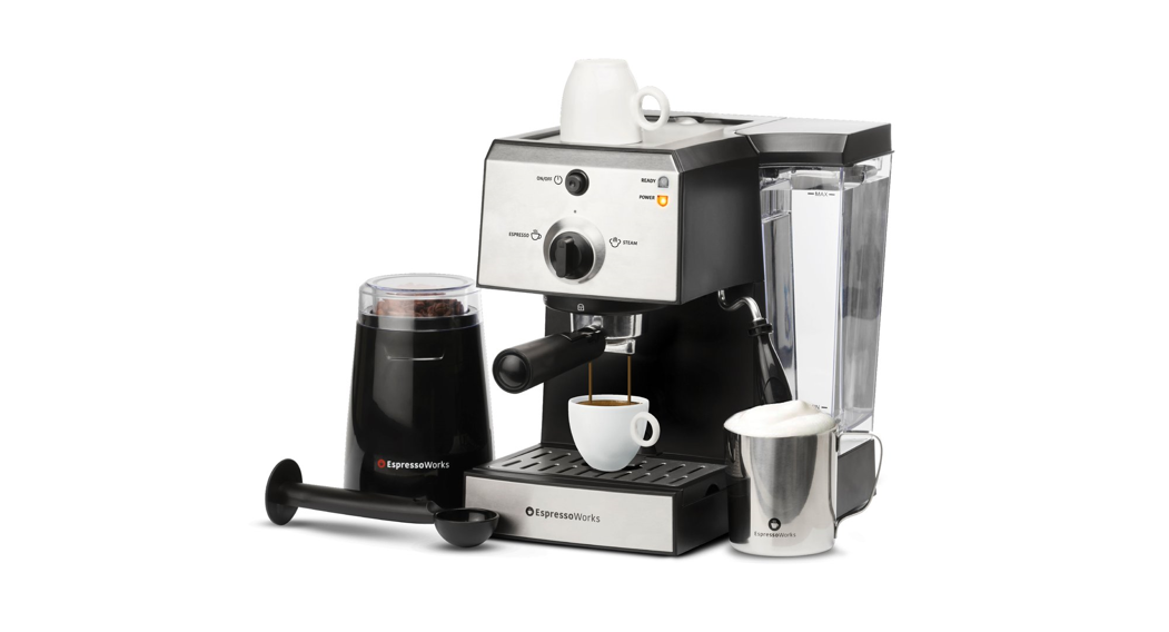 User GuideEspresso Electric Coffee Grinder - Manuals+