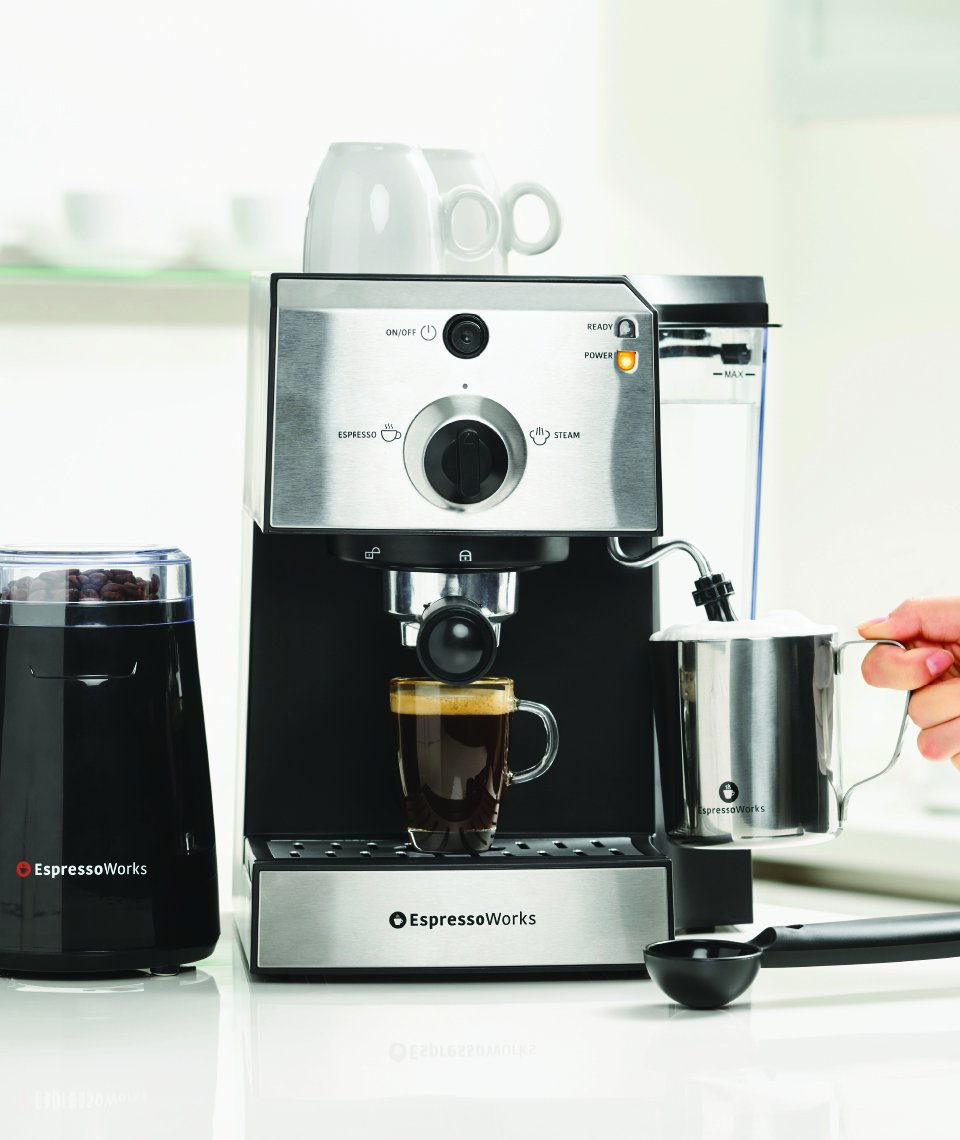 25% off EspressoWorks | The Best All in One Barista Coffee Machines