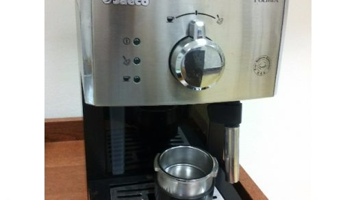 Philips Saeco Poemia Espresso Machine + Burr Grinder, TV & Home Appliances,  Kitchen Appliances, Coffee Machines & Makers on Carousell