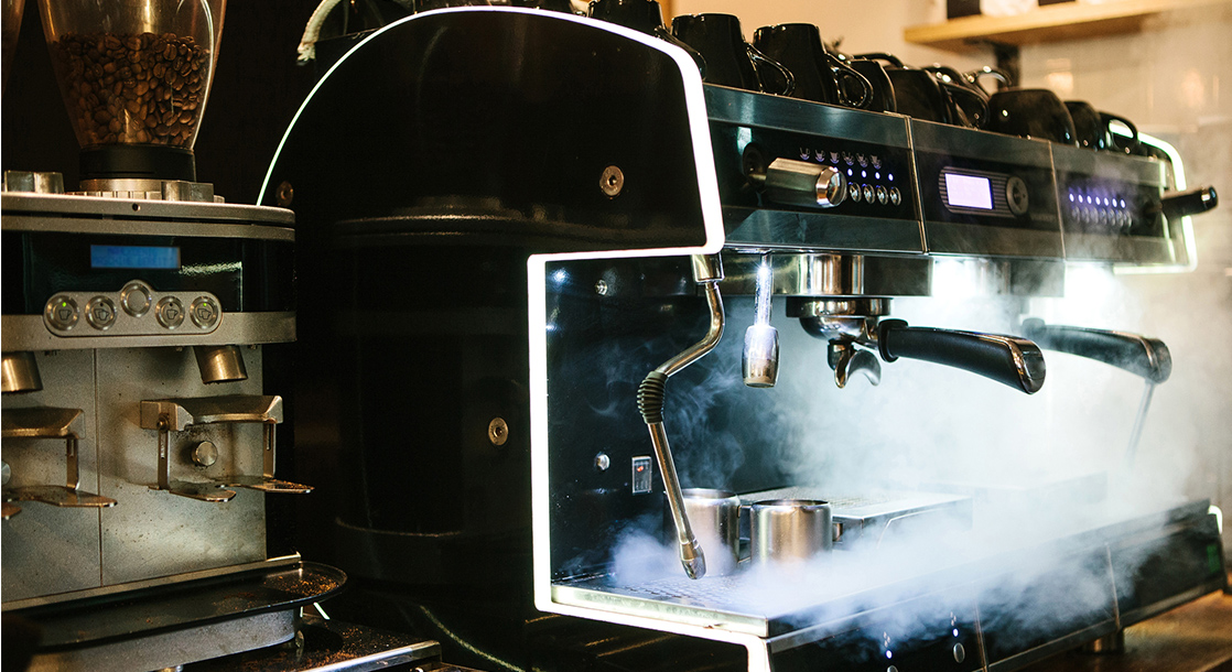 Chemists Are Using Espresso Machines to Make Cannabis Extracts