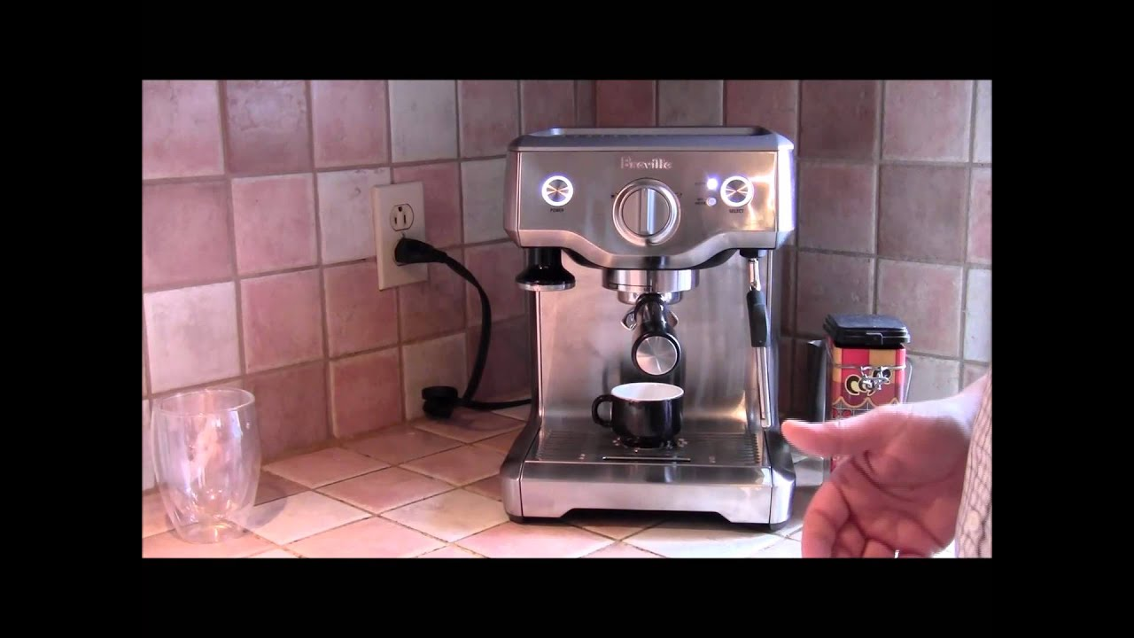 Why Breville Duo-Temp 800ESXL is a Bad Choice. Independent Review |  101Coffeemachines.Info